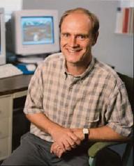 Photo of Dr. Kroeger