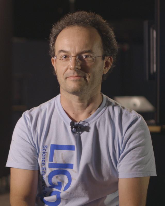 Photo of Dr. Marco Cavaglia