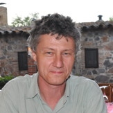 Luca Bombelli, Associate Professor and Chair of Physics and Astronomy