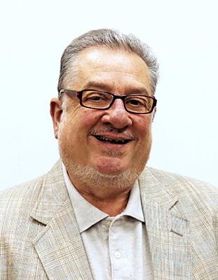 Photo of Dr. Cremaldi