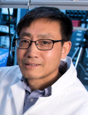 Photo of Dr. Lu
